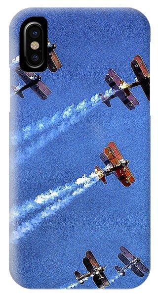 8 Planes 12932 IPhone Case