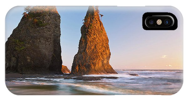 Usa, Washington, Olympic National Park Phone Case by Jaynes Gallery