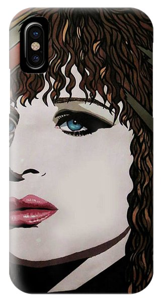 80's Barbra IPhone Case