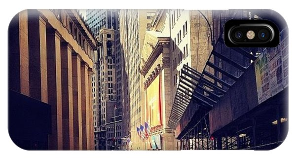 City Scape iPhone Case - Instagram Photo by Cody Lyon