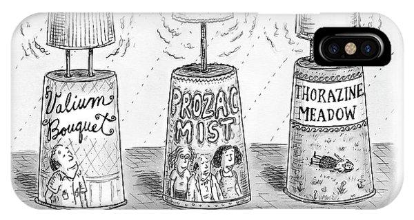 Prescription Air Fresheners IPhone Case