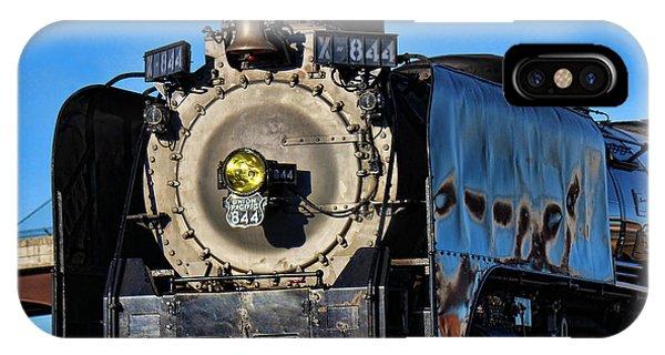 844 Locomotive IPhone Case