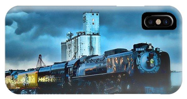 844 Night Train IPhone Case