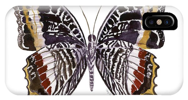 88 Castor Butterfly IPhone Case