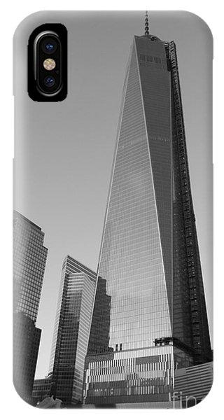 9/11 Memorial Phone Case by Shiela  Mahaney