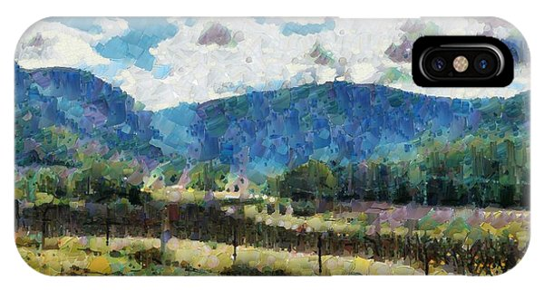 Araluen Valley Views IPhone Case