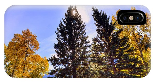 Banff Alberta Canada Phone Case by Paul James Bannerman