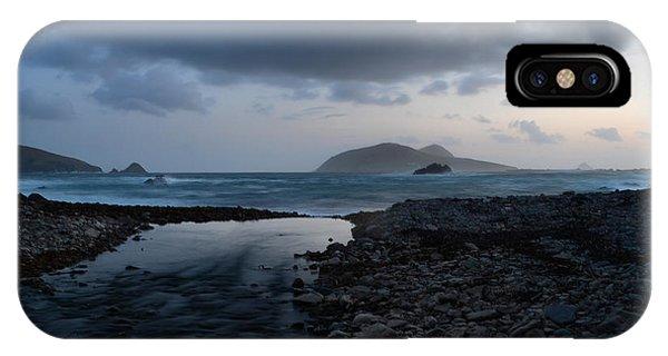 Blasket Islands IPhone Case