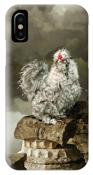 9. Cuckoo Angela IPhone Case