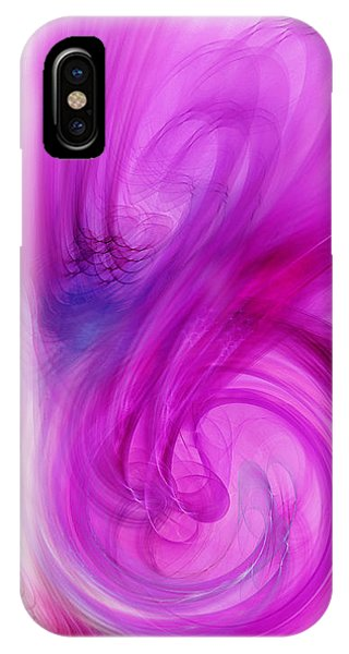 Excellent Abstract Forms IPhone Case