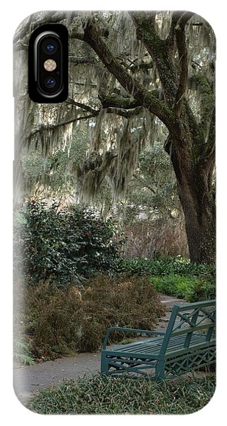 Spanish Moss Phone Case by Jeffery Akerson