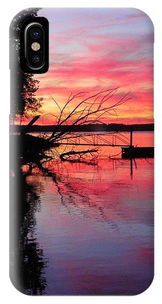 Sunset 9 IPhone Case