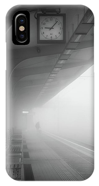Track iPhone Case - Untitled by Anna Niemiec
