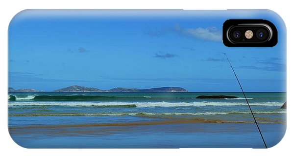 Wilsons Promontory iPhone Case - Wilsons Prom by Snowflake Obsidian