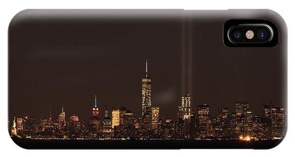 9.11.2014  View From Staten Island IPhone Case