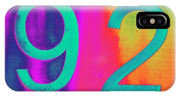 92 IPhone Case