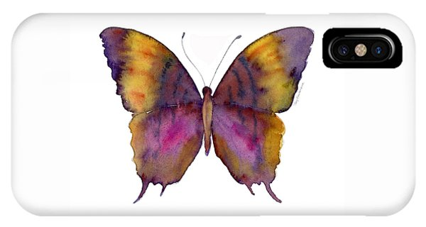 99 Marcella Daggerwing Butterfly IPhone Case