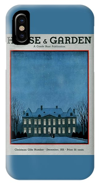 A 17th Century French Chateau IPhone Case