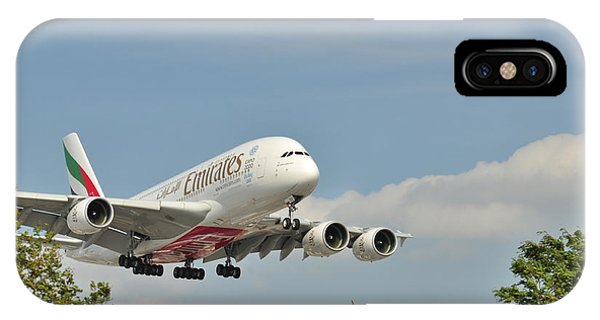 A 3800 Emirates IPhone Case
