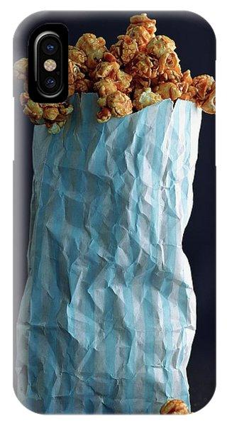 A Bag Of Popcorn IPhone Case