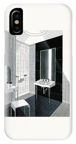A Bathroom For Kohler By Ely Jaques Kahn IPhone Case