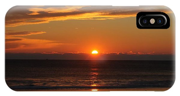 A Beach Life Sunrise IPhone Case