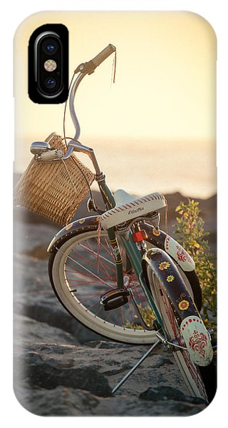 A Bike And Chi IPhone Case