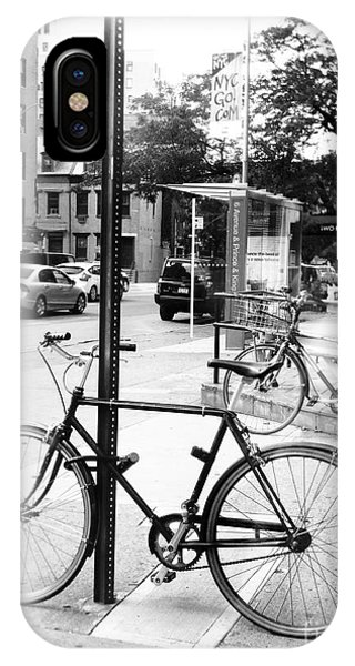 A Bike In Nyc IPhone Case