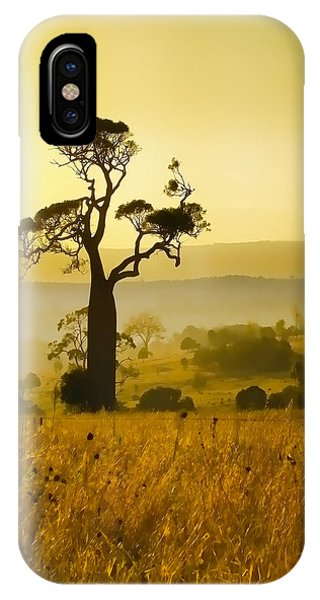 iPhone Case - A Boab Sunrise by Holly Kempe