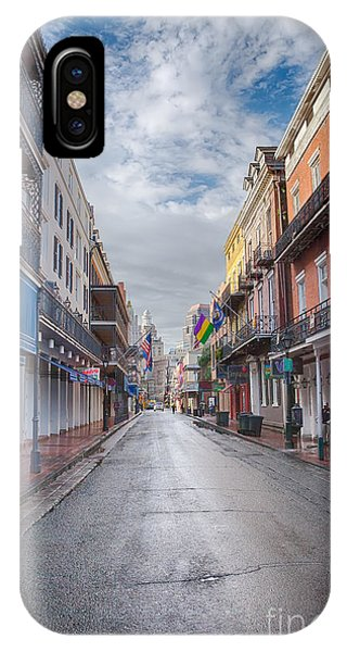 A Bourbon Morning IPhone Case