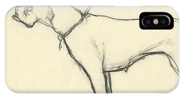 A Boxer Dog IPhone Case