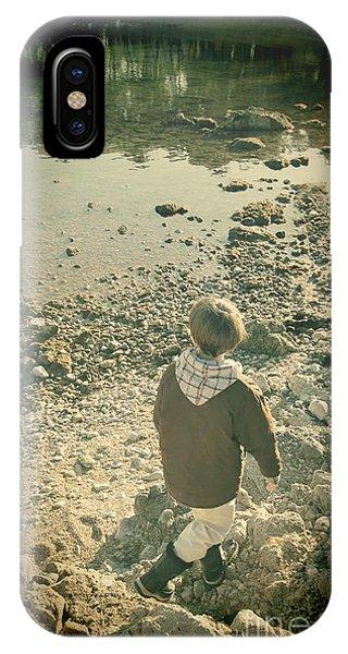 A Boy IPhone Case