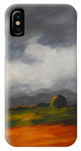 A Break In The Clouds Phone Case by Sally Bullers