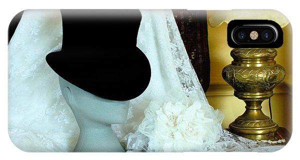 A Bridal Scene IPhone Case