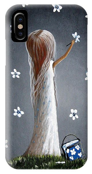 Different iPhone Case - Whimsical Paintings by Erback Art