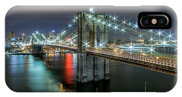 A Brooklyn View  IPhone Case