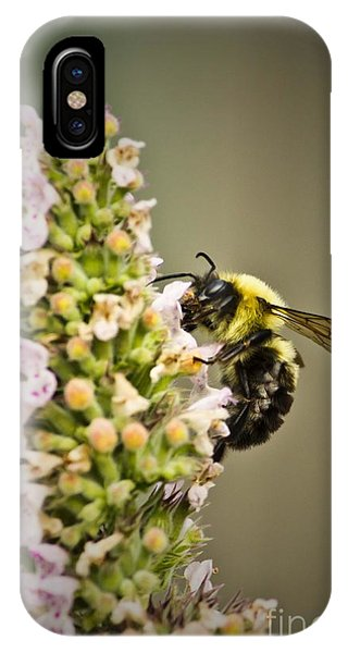 A Bumble Bee Working IPhone Case