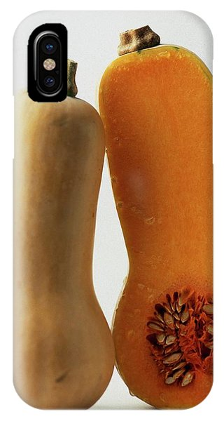 A Butternut Squash IPhone Case