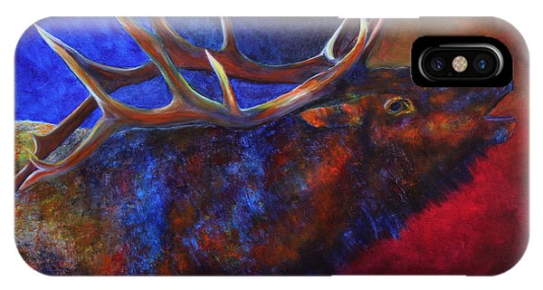 A Call In The Night IPhone Case