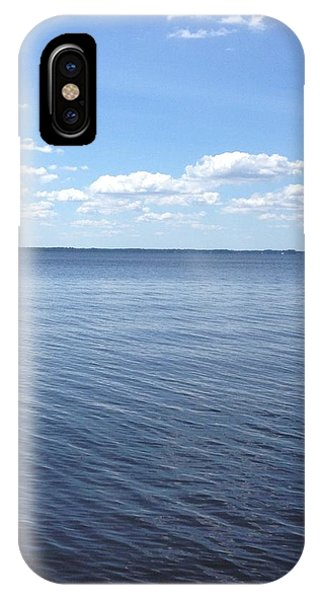 A Calm Pamlico Sound IPhone Case