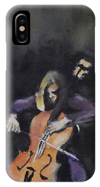 A Cellist IPhone Case