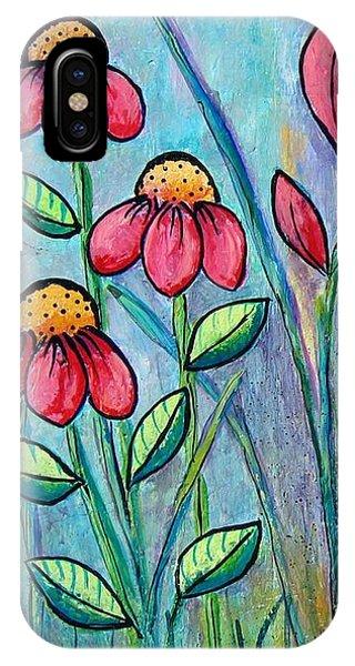 A Child's Garden IPhone Case