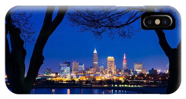 A Cleveland Romance IPhone Case