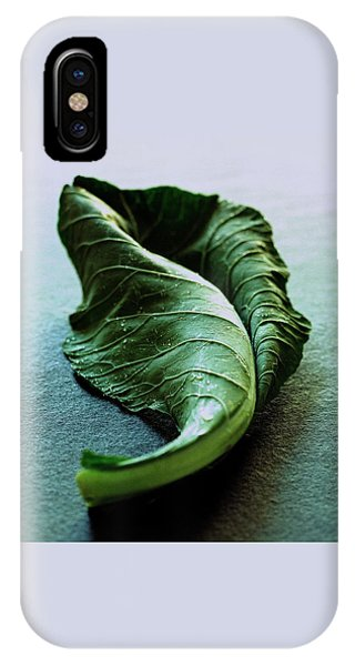 A Collard Leaf IPhone Case