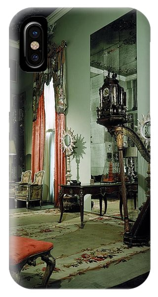 A Drawing Room IPhone Case