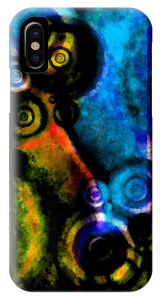 Coldplay iPhone Case - A Drop In The Puddle 2 by Angelina Tamez