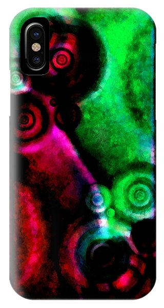 Coldplay iPhone Case - A Drop In The Puddle 3 by Angelina Vick