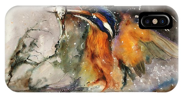 A Flash Of Brilliance IPhone Case