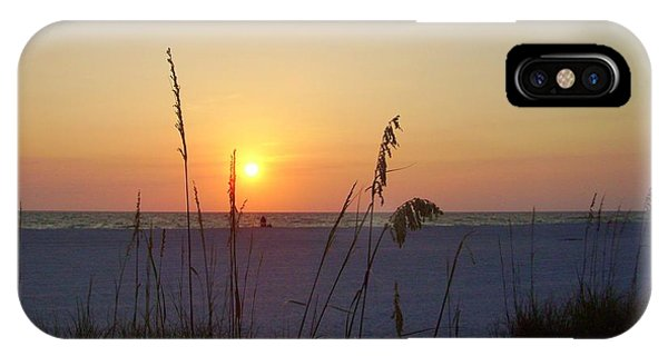 A Florida Sunset IPhone Case