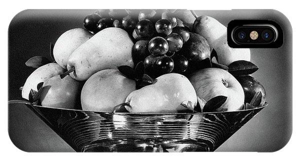 A Fruit Bowl IPhone Case